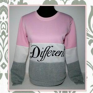 """DIFFERENT"" Sweatershirt"
